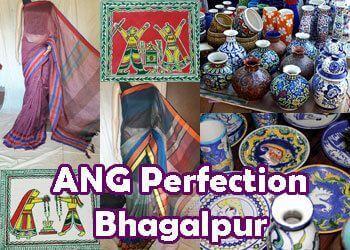 Linen Saree Supplier in Bhagalpur