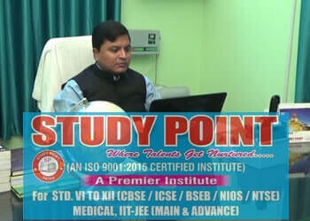 IIT and Medical Coaching in Patna