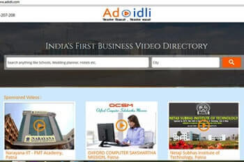 Video advertising agency in Patna