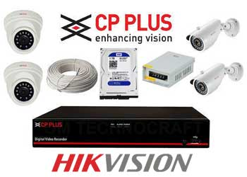 CP Plus HD CCTV Camera Dealer in Patna