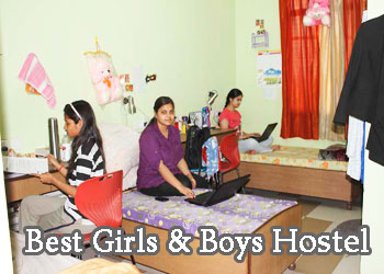 Boys hostel in boring road in Patna