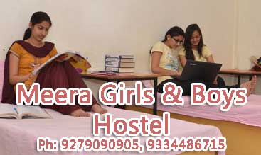 PG for girls in boring road in Patna