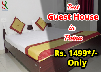 Hotel Rs 1000 to Rs 2000 in Patna